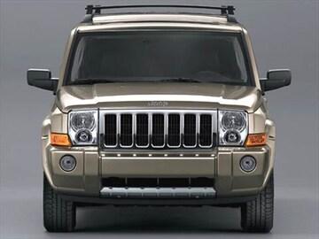 2006 Jeep Commander Exterior