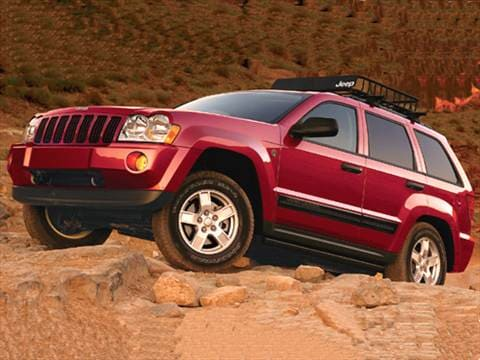 2006 Jeep Grand Cherokee Laredo Sport Utility 4D  photo
