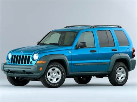2006 Jeep Liberty Sport Utility 4D  photo