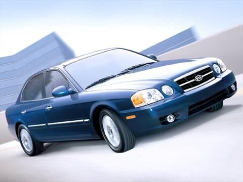 Superior 2006 Kia Optima