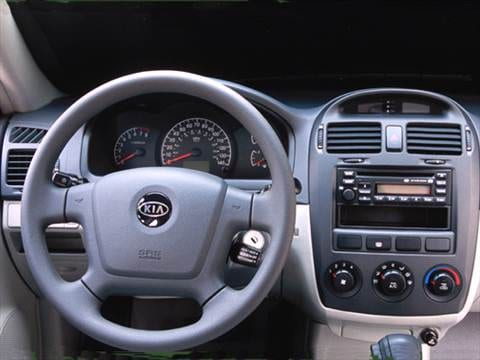 2006 Kia Spectra Pricing Ratings Reviews Kelley Blue Book