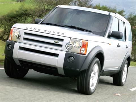 2006 land rover lr3 pricing ratings reviews kelley. Black Bedroom Furniture Sets. Home Design Ideas