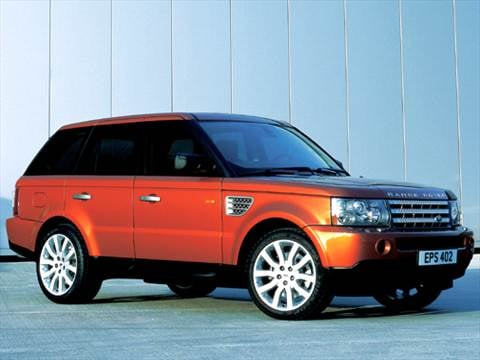 2006 Land Rover Range Rover Sport HSE Sport Utility 4D  photo