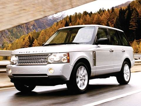 2006 land rover range rover pricing ratings reviews kelley blue book. Black Bedroom Furniture Sets. Home Design Ideas
