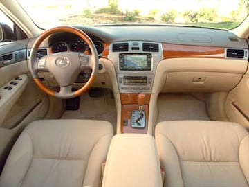 2006 Lexus Es Interior