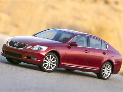 2006 lexus gs pricing ratings reviews kelley blue book. Black Bedroom Furniture Sets. Home Design Ideas
