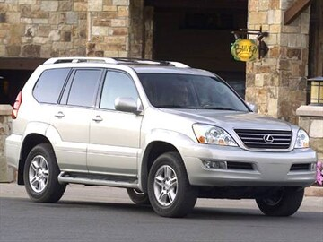 2006 lexus gx pricing ratings reviews kelley blue book. Black Bedroom Furniture Sets. Home Design Ideas