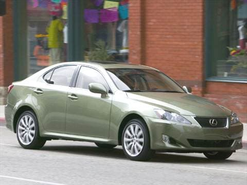 2006 Lexus IS IS 250 Sedan 4D  photo