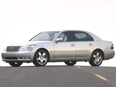 2006 Lexus LS LS 430 Sedan 4D  photo