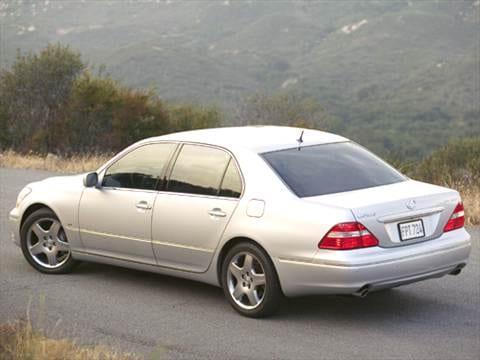 2006 lexus ls430 review