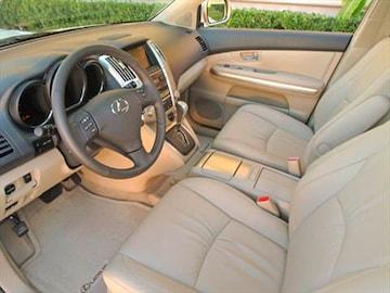 2006 Lexus Rx Interior