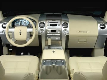2006 Lincoln Mark Lt Interior
