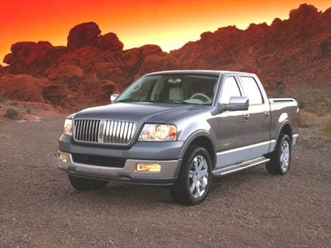 2006 Lincoln Mark Lt Pricing Ratings Reviews Kelley Blue Book