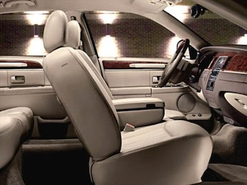 2006 Lincoln Town Car Pricing Ratings Reviews Kelley Blue Book