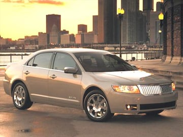 2006 Lincoln Zephyr Pricing Ratings Reviews Kelley Blue Book