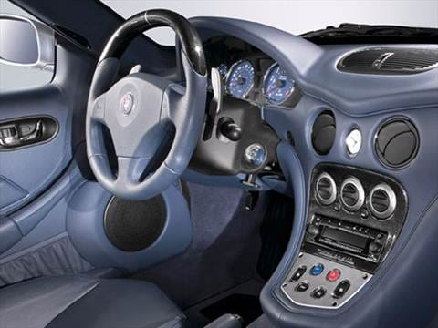 2006 maserati gransport Interior