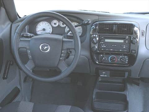 2006 mazda b series extended cab Interior