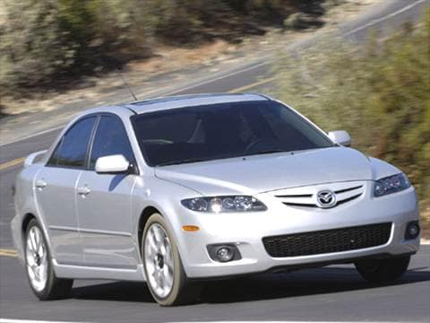 2006 Mazda Mazda6 Pricing Ratings Reviews Kelley Blue Book