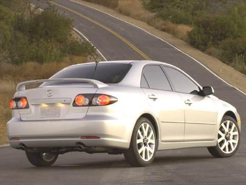 2006 Mazda Mazda6 Exterior 2006 Mazda Mazda6 Exterior ...