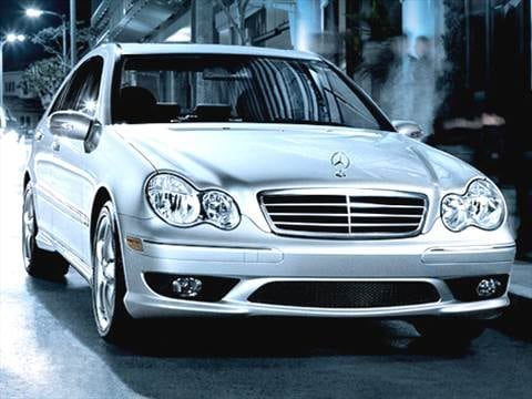 2006 mercedes benz c class pricing ratings reviews for Mercedes benz c class 2006 price