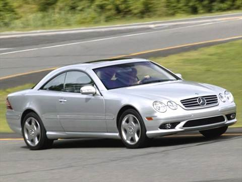 2006 Mercedes-Benz CL-Class CL 500 Coupe 2D  photo
