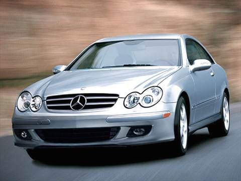 2006 mercedes benz clk class pricing ratings reviews kelley blue book. Black Bedroom Furniture Sets. Home Design Ideas
