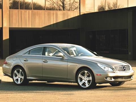 2006 Mercedes-Benz CLS-Class CLS500 Coupe 4D  photo