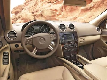 2006 Mercedes Benz M Class Pricing Ratings Amp Reviews