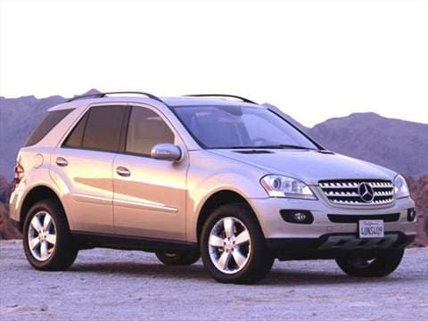 2006 Mercedes-Benz M-Class ML350 Sport Utility 4D  photo