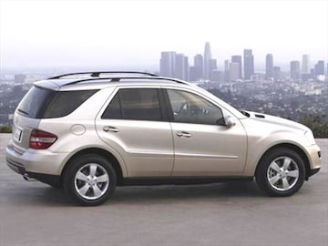 2006 Mercedes Benz M Class Pricing Ratings Reviews Kelley