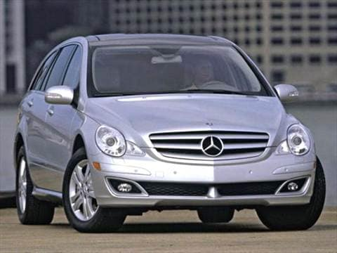 2006 mercedes benz r class r 350 sport wagon 4d pictures and videos kelley blue book. Black Bedroom Furniture Sets. Home Design Ideas