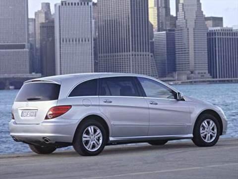 ... 2006 Mercedes Benz R Class Exterior ...
