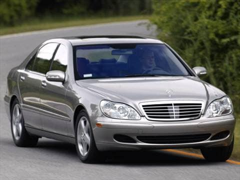 2006 Mercedes-Benz S-Class S430 4MATIC Sedan 4D  photo