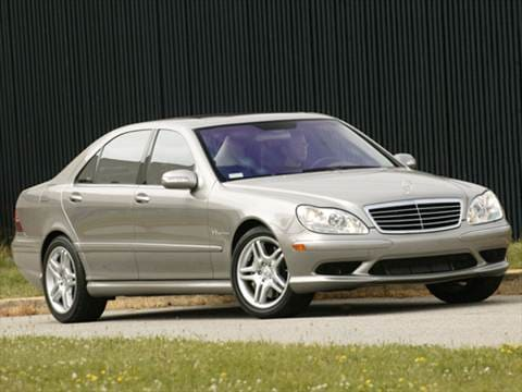 2006 Mercedes-Benz S-Class S55 AMG Sedan 4D  photo