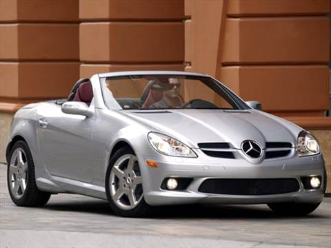 2006 Mercedes-Benz SLK-Class SLK350 Roadster 2D  photo