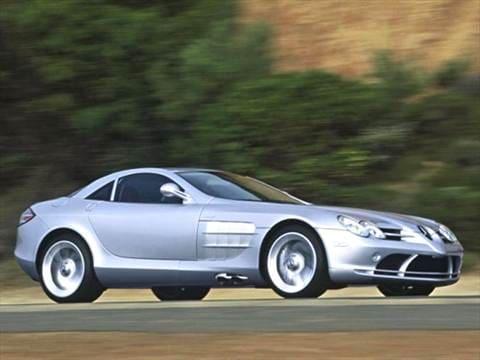 Delightful 2006 Mercedes Benz Slr Mclaren