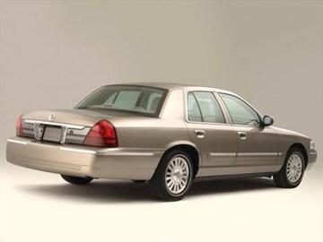 2006 Mercury Grand Marquis Exterior