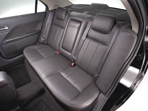2006 mercury milan Interior