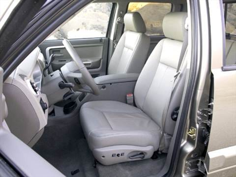 2006 mitsubishi raider double cab Interior