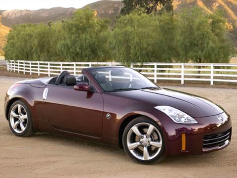 2006 Nissan 350z Pricing Ratings Reviews Kelley Blue Book