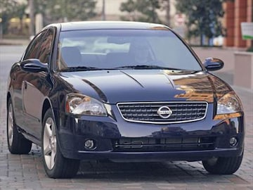 2006 Nissan Altima | Pricing, Ratings & Reviews | Kelley Blue Book