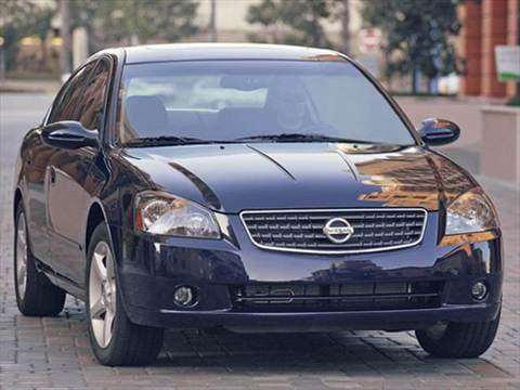 Lovely ... 2006 Nissan Altima Exterior