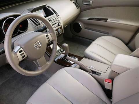 2006 nissan altima Interior