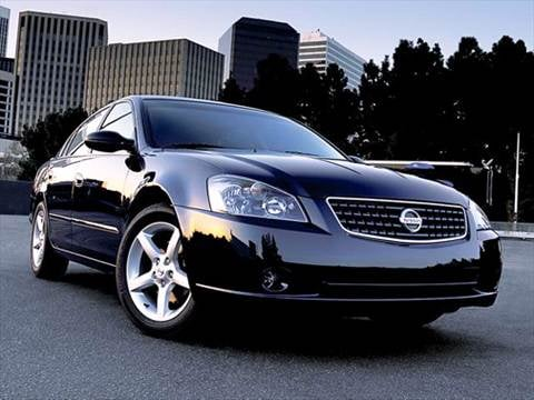 2006 Nissan Altima Pricing Ratings Reviews Kelley Blue Book