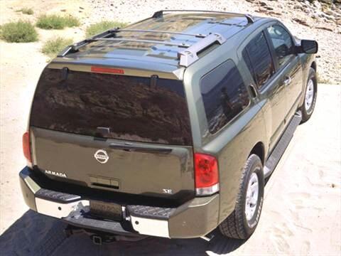High Quality ... 2006 Nissan Armada Exterior ...