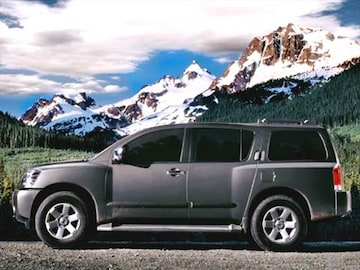 2006 nissan armada pricing ratings reviews kelley. Black Bedroom Furniture Sets. Home Design Ideas