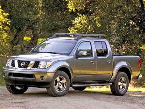 2006 Nissan Frontier Crew Cab SE Pickup 4D 5 ft  photo