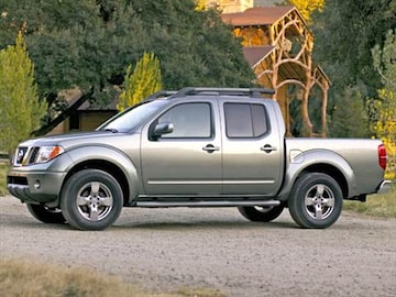 2006 Nissan Frontier Crew Cab | Pricing, Ratings & Reviews | Kelley ...