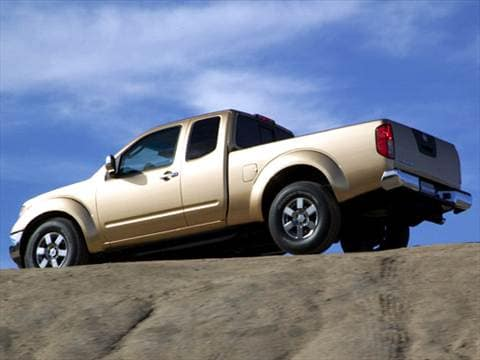 2006 nissan frontier king cab le pickup 2d 6 ft pictures and videos kelley blue book. Black Bedroom Furniture Sets. Home Design Ideas