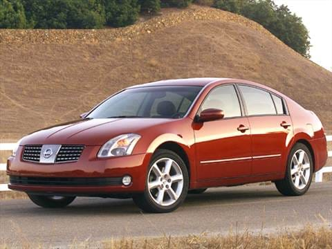 2006 Nissan Maxima | Pricing, Ratings & Reviews | Kelley Blue Book